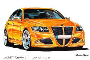 Дизайнер вазовской «десятки» раскритиковал новый фирменный стиль BMW