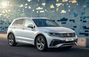Volkswagen анонсировал обновленный Tiguan для России