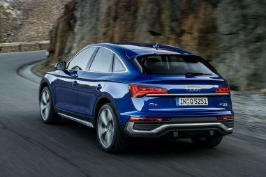 Audi представила купеобразный кроссовер Q5 Sportback
