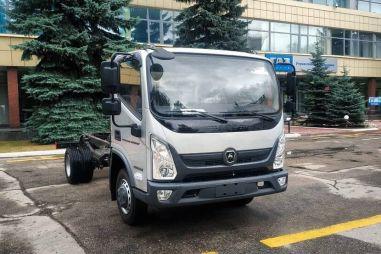 В Сети опубликовали новые фото перспективного ГАЗа Валдай Next