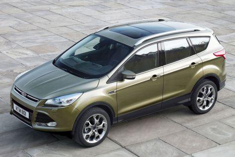 Россиянка отсудила более 1,1 млн рублей за постоянно ломавшийся кроссовер Ford Kuga