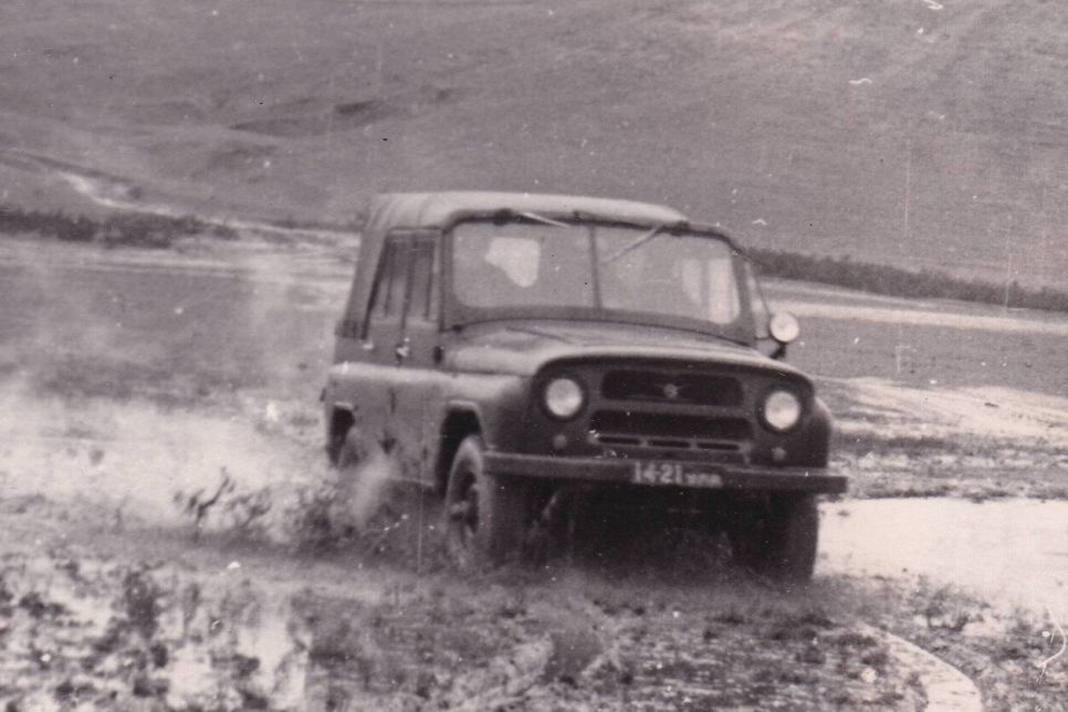 От «Козла» — молока: что творилось на испытаниях УАЗ-469 (460) и как был повержен Land Rover