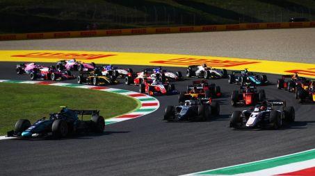 Муджелло: Формула 3 — финиш, Формула 2 — едем дальше