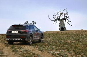 Перегоняем «китайца» на Байкал: испытания дорогами острова Ольхон