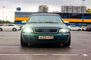 Audi A8: девять владельцев и 310 000 км. Пациент жив!