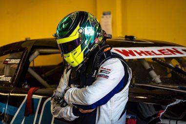 Евгений Соколовский: после гонки в EuroNASCAR я похож на трубочиста