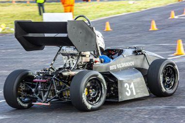 «Формула Студент» — короткий путь в Формулу 1