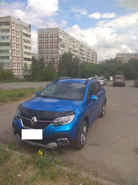 Renault Logan Stepway 2019 - отзыв владельца