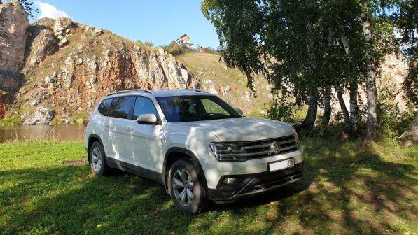 Volkswagen Teramont 2019 - отзыв владельца