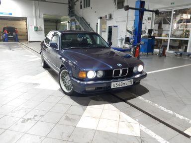 BMW 7-Series, 1989