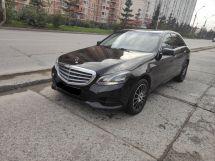 Отзыв о Mercedes-Benz E-Class, 2015 отзыв владельца