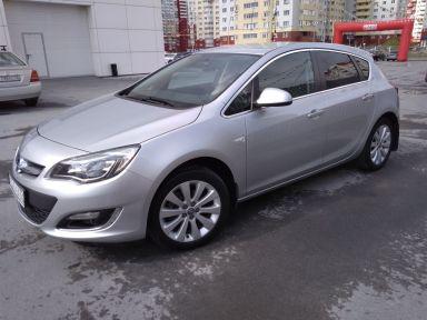 Opel Astra 2012 отзыв автора | Дата публикации 04.09.2020.