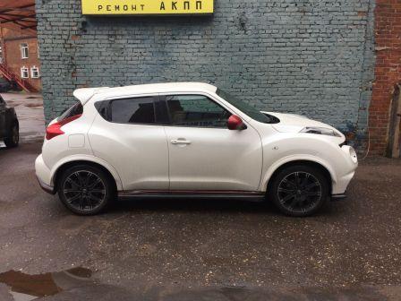 Nissan Juke 2013 - отзыв владельца