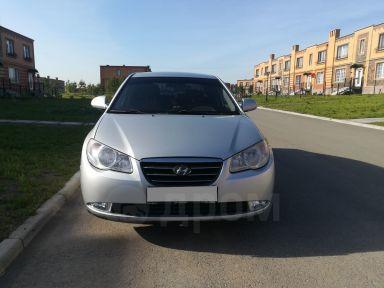 Hyundai Elantra, 2007