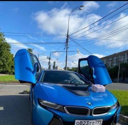 BMW i8 2014 - отзыв владельца