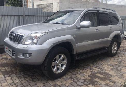Toyota Land Cruiser Prado 2004 - отзыв владельца
