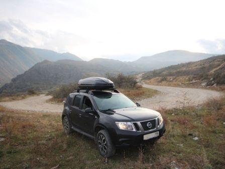 Nissan Terrano 2014 - отзыв владельца
