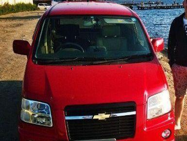 Chevrolet MW 2008 - отзыв владельца