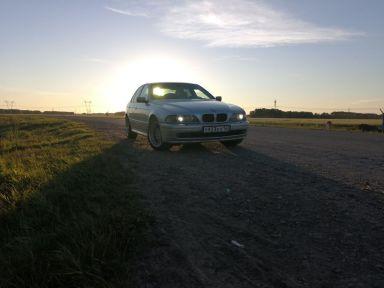 BMW 5-Series 2002 отзыв автора | Дата публикации 11.09.2020.