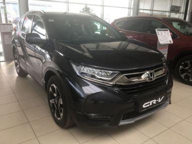 Honda CR-V 2019 отзыв автора | Дата публикации 13.09.2020.