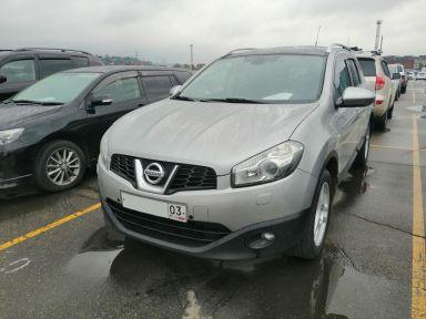 Nissan Qashqai+2 2011 отзыв автора | Дата публикации 13.09.2020.