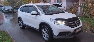 Honda CR-V 2013 отзыв автора | Дата публикации 15.09.2020.