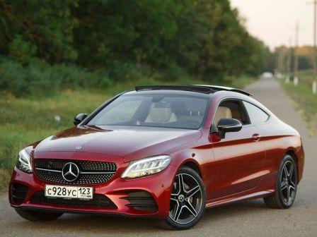Mercedes-Benz C-Class 2018 - отзыв владельца