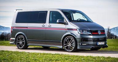 Volkswagen Multivan 2018 отзыв автора | Дата публикации 17.09.2020.