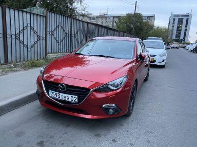 Mazda Mazda3, 2015