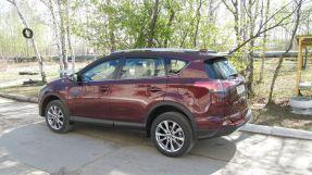 Отзыв о Toyota RAV4, 2019 отзыв владельца