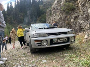 Subaru Impreza, 1994