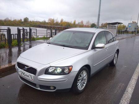 Volvo S40 2005 - отзыв владельца