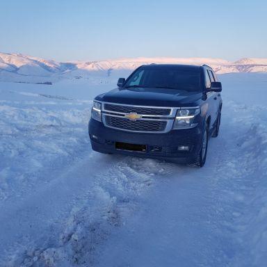 Chevrolet Tahoe, 2016