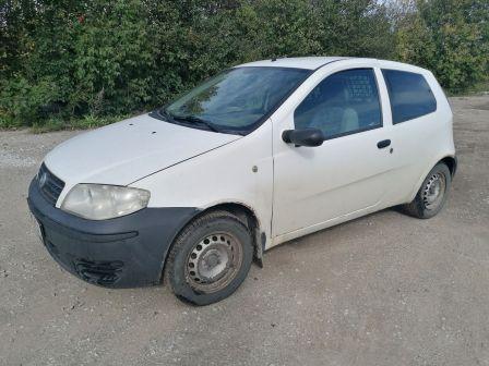 Fiat Punto 2003 - отзыв владельца