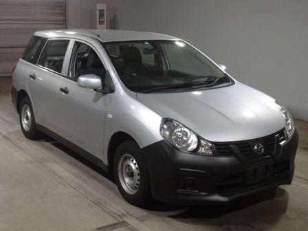 Nissan AD 2017 - отзыв владельца