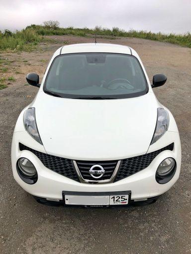 Nissan Juke 2014 отзыв автора | Дата публикации 24.09.2020.