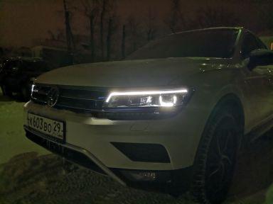 Volkswagen Tiguan 2019 отзыв автора | Дата публикации 24.09.2020.