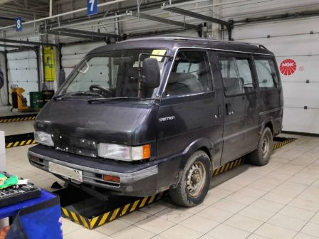 Ford Spectron 1989 - отзыв владельца