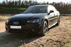 Отзыв о Audi A4, 2019 отзыв владельца
