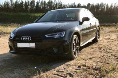 Audi A4, 2019