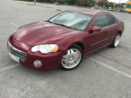 Chrysler Sebring 2004 - отзыв владельца