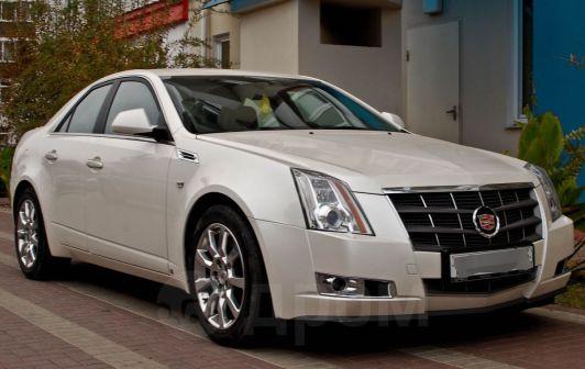 Cadillac CTS 2011 - отзыв владельца