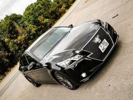 Toyota Crown 2013 - отзыв владельца
