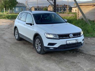 Volkswagen Tiguan 2019 отзыв автора | Дата публикации 30.09.2020.