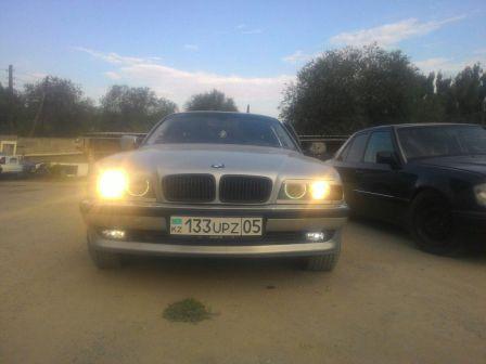 BMW 7-Series 1994 - отзыв владельца