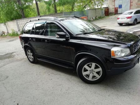 Volvo XC90 2011 - отзыв владельца
