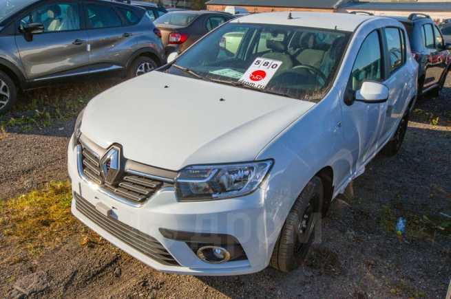 Renault Sandero, 2020 год, 751 000 руб.