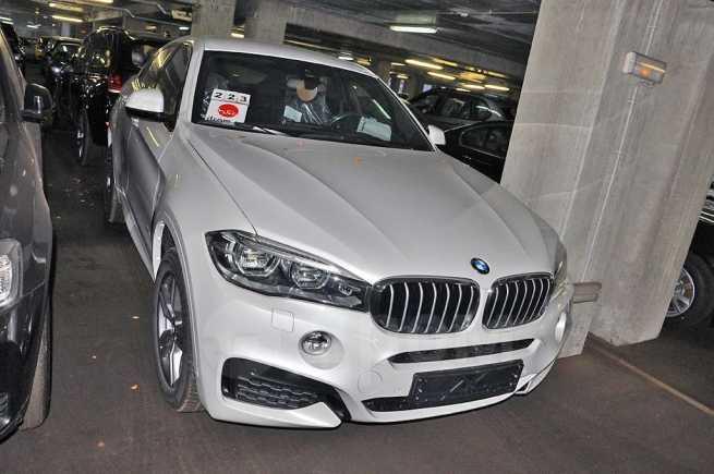BMW X6, 2019 год, 7 353 300 руб.