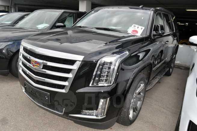 Cadillac Escalade, 2019 год, 6 736 000 руб.