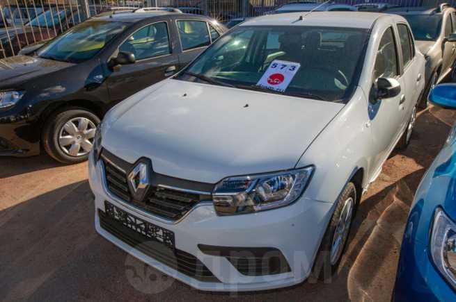 Renault Logan, 2020 год, 837 000 руб.